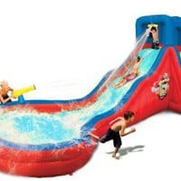 Double Cannon Blast Slide: Toys &amp; Games