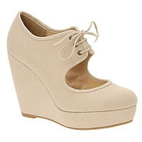 Call It Spring® Houseman Lace-Up Wedge : jcpenney