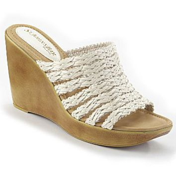 st s bay 194 174 samoa wedge sandals from jcpenney
