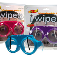 iWipers - Windshield Wiper Eye Glasses