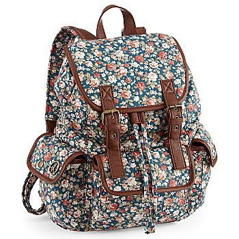 Olsenboye Ditsy Floral Backpack : handbags : handbags + accessories : jcpenney