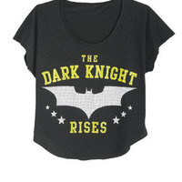 DC Comics The Dark Night Rises Tee