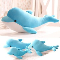 accessoryinlove  Cute Dolphin Pillow