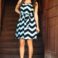 Best Of Both Worlds Dress: Light Mint | Hope's