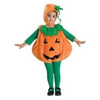 Deluxe Costume, Pumpkid, Toddler (US Size: 2-4)