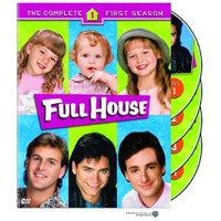 Full House: The Complete First Season: John Stamos, Bob Saget, Dave Coulier, Candace Cameron, Jodie Sweetin, Mary-kate Olsen, Ashley Olsen, Jeff Franklin, Thomas L. Miller, Robert L. Boyett: Movies & TV