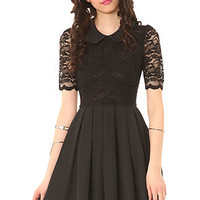 LA Boutique Dress Date Night in Black
