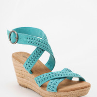Urban Outfitters - Minnetonka Haley Platform Wedge Sandal