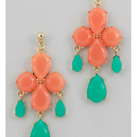 Spring Fling Drop Earrings 20% off by VinMod - Chictopia