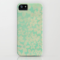 Flower iPhone Case by RDelean