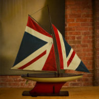 BBC America Shop - Union Jack Pond Yacht
