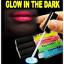 Glow In The Dark Lip Gloss 4-Piece Set AL#GG10911: Everything Else