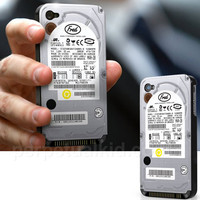 HARD DRIVE iPHONE 4G/4S COVER