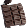 Chocolate Candy Bar Style Scented Coin Purse, 3.5 X 3.5 Inches: Toys & Games