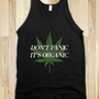 Don't panic it's organic - Awesome fun #$!!*& - Skreened T-shirts, Organic Shirts, Hoodies, Kids Tees, Baby One-Pieces and Tote Bags