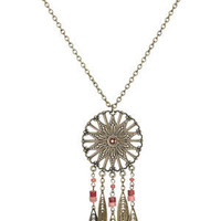 "dELiAs > 32"" Dreamcatcher Necklace"