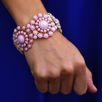 Budding Beauty Bracelet: Pale Pink | Hope's
