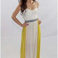 Peaceful Moments Maxi Dress - New Arrivals