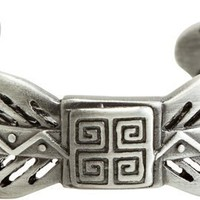 STUSSY AZTEC FEATHER CUFF  Womens  Accessories  Jewelry | Swell.com