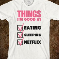 Things I'm Good At