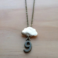 Shine On Cloud 9 Necklace