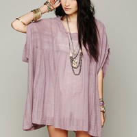 Free People Womens Breezy Tunic -