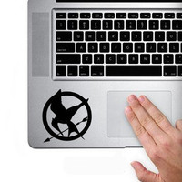Vinyl Decal 3 Hunger Games inspired by PerfectlyAligned on Etsy
