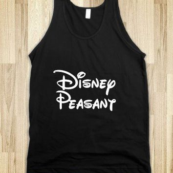Disney Peasant Black