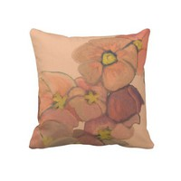 Retro Throw Pillow from Zazzle.com