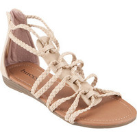 BUCCO Braided Womens Sandals 198744423 | sandals | Tillys.com