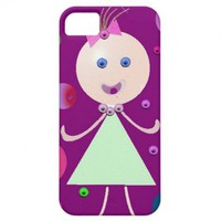 Vicki iPhone 5 Case from Zazzle.com