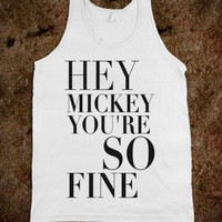 Hey Mickey - Southern State of Mind - Skreened T-shirts, Organic Shirts, Hoodies, Kids Tees, Baby One-Pieces and Tote Bags