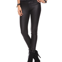 Faux Leather Skinny Pants | FOREVER21 - 2015036718