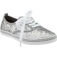 Girls Glitter Sneakers | Old Navy