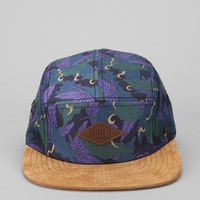 Entree Cannabis Camouflage 5-Panel Hat
