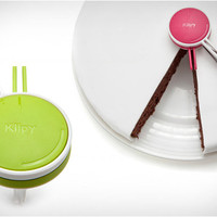 Klipy Cake Divider Slicer Easily Divide Pie Into Equal Pieces Slices