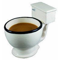 Amazon.com: Big Mouth Toys Toilet Mug: Home & Kitchen