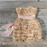 Romance & Lace Dress, Sweet Women's Country Clothing