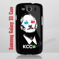Hot Chive Bill Murray Custom Samsung Galaxy S3 Case Cover