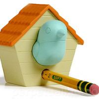 BIRDHOUSE PENCIL SHARPENER