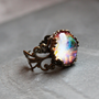 Orion Lacy Ring  Wanderlust Collection  Adjustable by DittyDrops
