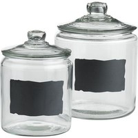 Chalkboard Jars