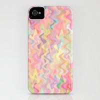 Confetti Spaghetti iPhone Case by Lisa Argyropoulos | Society6