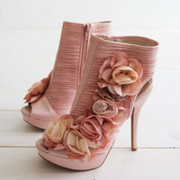 Down the Isle Heels, Sweet Wedding & Bridesmaid Shoes