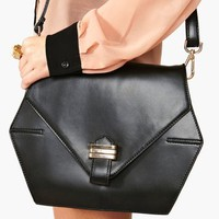 Abbey Crossbody Bag - Black
