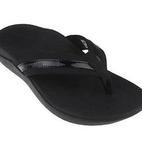 Orthaheel Tide Orthotic Ladies Thong Sandals — QVC.com