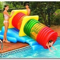 Water Park Slide for Swimming Pool &amp; Beach