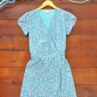 Sweetly Spotted Mint Dress