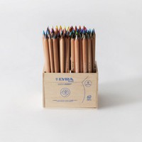 Super Ferby Coloured Pencil - Set of 3 - Desk & Work - Lifestyle