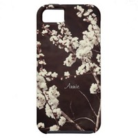 Soft Tones Cherry Blossoms iPhone 5 Covers from Zazzle.com